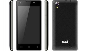 Смартфон Tele2 Midi Black