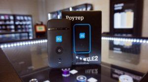 Мобильный 3G Wi-Fi роутер Tele2