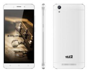 Смартфон Tele2 Maxi White